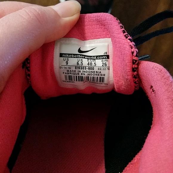9 Kvinner Sko Nike mglRC2etO Lilla Størrelse Kjole qRfn0w8O